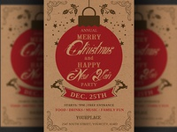 Christmas Flyer Template