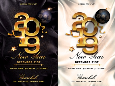classy new year party flyer party nye invitation nye flyer nye nightclub new years eve new