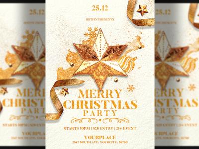 Christmas Invitation | Flyer Template