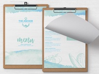 Seafood Restaurant Food Menu