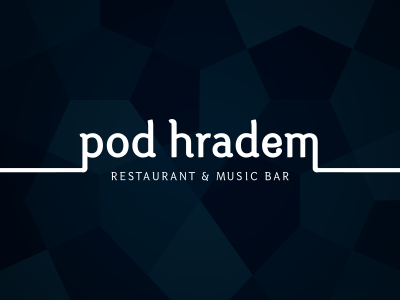 Pod Hradem logo restaurant bar club ph