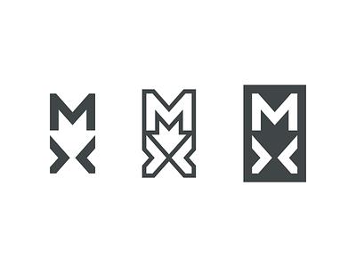 Logitech MX Identity Concept keyboard mouse flow arrows vector branding simplistic geometric letter identity design logo typography simple