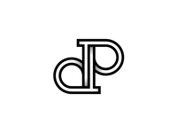DP Monogram Logo