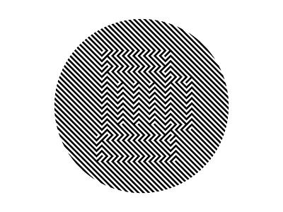 optical illusion coaster (v2) woah simple optical illusion opart lines illusions illusion contest coaster beer