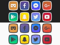Teaser for an upcoming icon pack