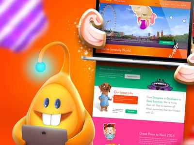 King Games Website