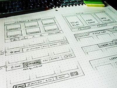 Sketching iPad app ideas ipad sketch draw drawing wireframe pencil ruler app grid sketchbook