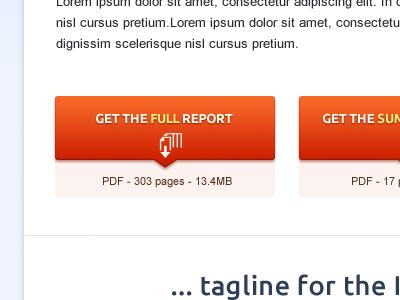 Get Report! orange button link clean doc document pdf download web ui website interface web