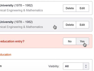 Clean Form listbox textarea cancel decline accept button dropdown input form webdesign web design web ui website web