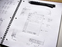 How I wireframe/sketch Mac Apps...