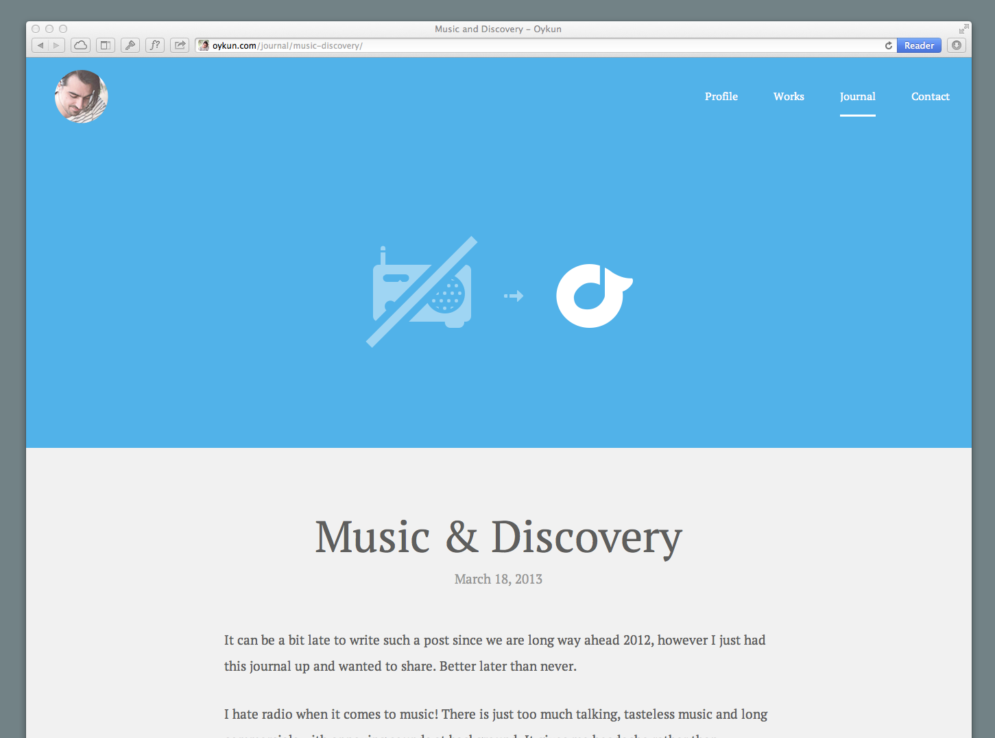 Music discovery