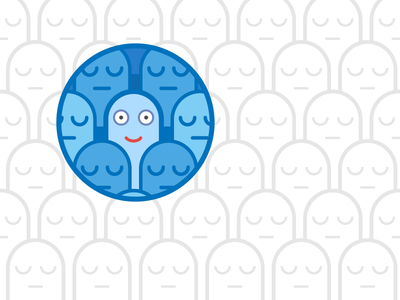 Design taught me to focus on the right audience shopify design playoff sleep focus audience illustration character