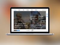 NewsNOW portal WIP