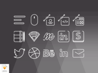 gergocs 2015 iconset