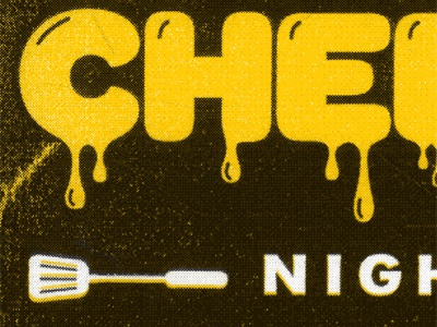 Craft Beer & Grilled Cheese Night (Detail) poster bar