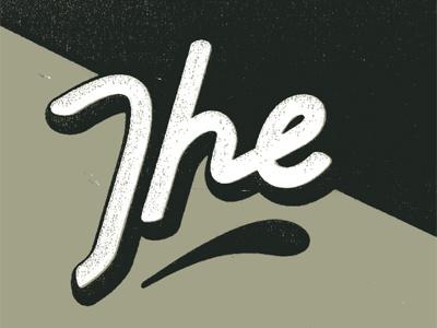The poster typography nita nita
