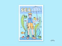 日常系列-(二)海底世界