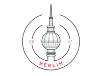 Berlin City Icon