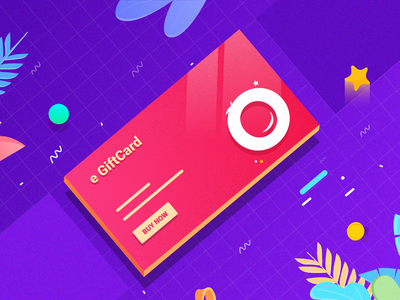 GrabOn Giftcard branding illustration design graphic design graphic shot grabon giftcard savings deals offers grab grabon gift card giftcard gift