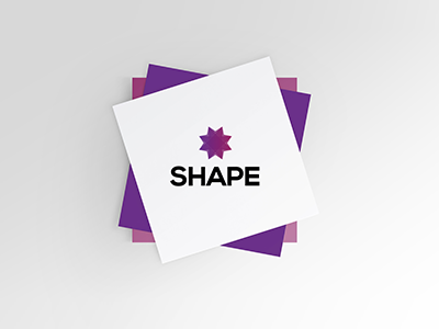 Shape Logo graphic design logo design logo