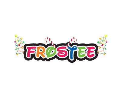 Frostee Logo creative logo graphic design identity design logo