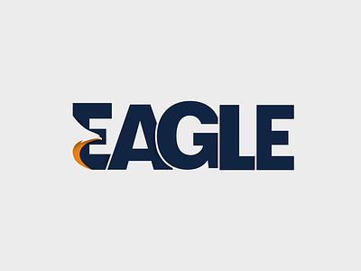 Eagle Logo logo a day logodesign web 3d mobile app stationery identity brand logo