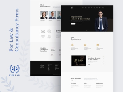 Law & Consultancy firms Website Design accessories financial law firm service landing page corporate landscape website advisory minimalist management professional homepagedesign consulting consultant landing dotpixel-agency consultancy law
