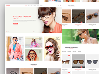 Stock – eCommerce PSD Template