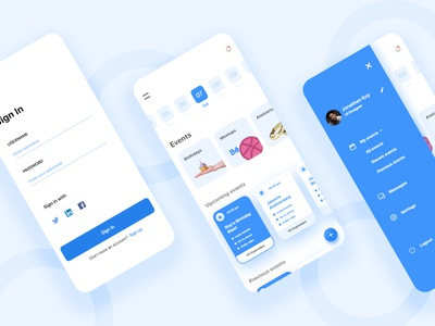 Mobile Apps Concept