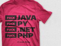 Hipster Programmer T-Shirt