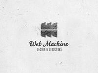 Web Machine Logo 2