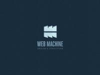 Web Machine Logo 3