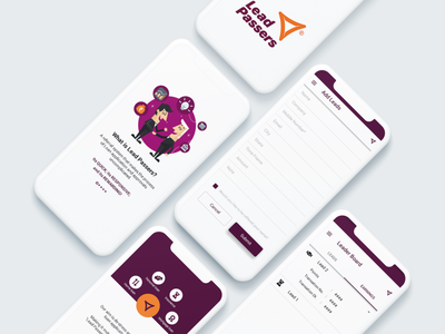 Mobile App Design logo design icon illustration website web ux minimal branding app ui