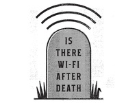 Wi-Fi After Death