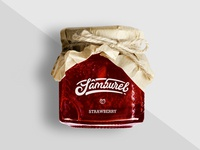 Packaging for Artizanal Jam