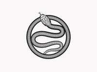 Snake Logo Mark