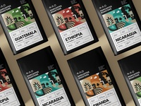 Narcoffee Packaging Reimagined