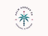 Palm Arbour Co. Logo Development 3