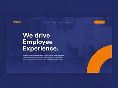 Dixon Drive customer experience layout web design web website webdesign design ux ui webflow