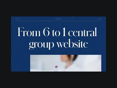Stefan Oury - Portfolio typography design website web ui ux design ux ui layout web design webdesign portfolio webflow