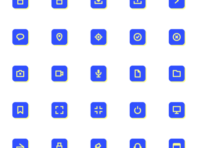 100 Essentials Icon Pack free offer gift freebie icon set vector icon design