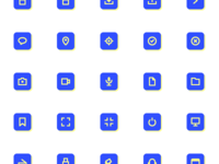100 Essentials Icon Pack