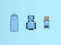 Vehicles (1/2)
