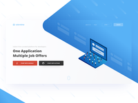 Talentbite Landing Page