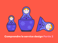 Service design part 2 - Blog illustration