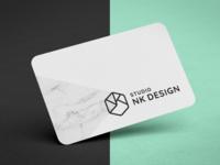Studio NK Design - Brand identity