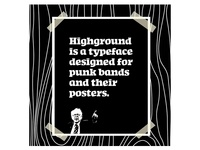 Highground poster