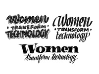 Women transform technology