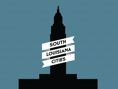 South Louisiana Cities Series Cover