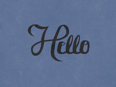 Hello1 dribbble